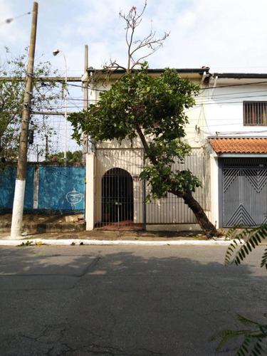 Imagem 1 de 23 de Sobrado Com 03 Dormitórios E 180 M² A Venda Em Santo Amaro, São Paulo   Sp. - Sb3222v