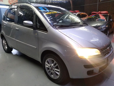 Fiat Idea Elx Prata 1.4/8v - 2009/2010