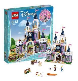 Lego Disney 41154 Castillo Cenicienta 585 Pzas Nuevo Envio