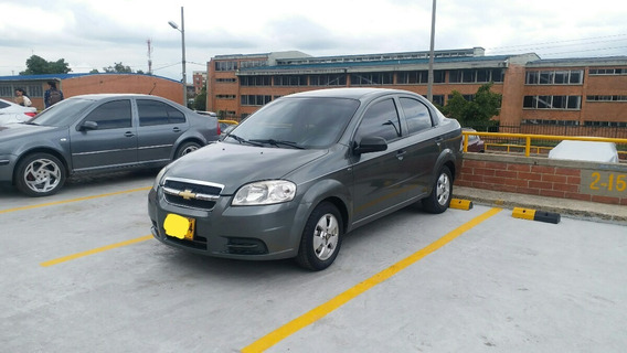 Chevrolet Aveo Emotion 1.6 2008