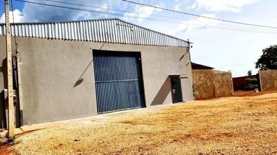 Imóvel Comercial Em Orla Oeste, Luzimangues, Porto Nacional/to De 1100m² Para Locação R$ 5.000,00/mes - Ac132365