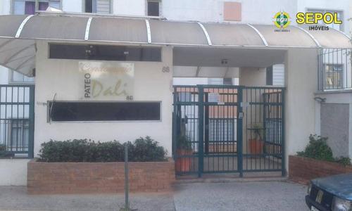 Apartamento Com 2 Dormitórios À Venda, 50 M² Por R$ 180.000,01 - Jardim Santa Terezinha (zona Leste) - São Paulo/sp - Ap0399