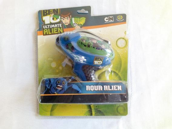 Brinquedo Ben 10 Ultimate Alien Aqua Alien Da Dtc