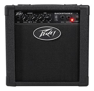 Amplificador P/ Guitarra Electrica Peavey Backstage 12 Watts