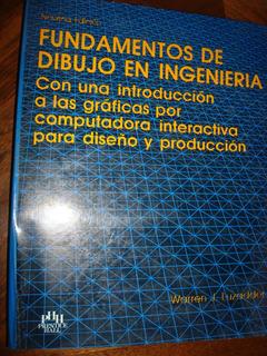 Fundamentos De Dibujo En Ingeniería - Warren J. Luzadder