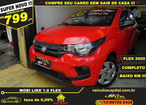 Imagem 1 de 13 de Fiat Mobi Like 1.0 Flex 4p