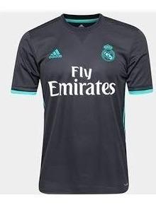 Camisa 2017/2018 Real Madrid