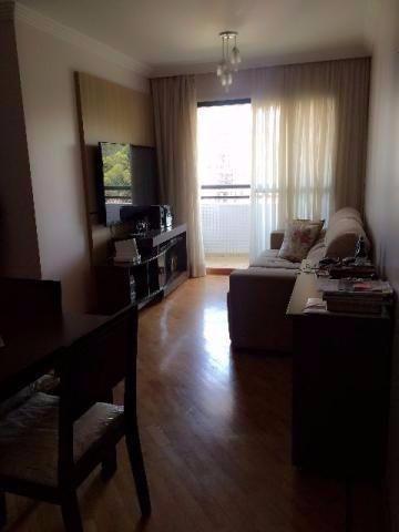 Apartamento Em Morumbi, São Paulo/sp De 70m² 3 Quartos À Venda Por R$ 400.000,00 - Ap189975