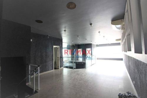 Imagem 1 de 10 de Sala Comercial 150 M² Total Para Locação Na Vila Augusta! - Sa0036