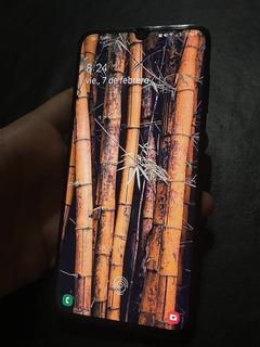 Samsung Galaxy A70 128gb - Snapdragon - Leer