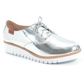 48b18bca55 Sapato Oxford Feminino Colorido - Sapatos no Mercado Livre Brasil