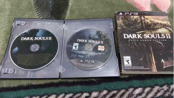 Dark Souls 2 -black Armor Edition Ps3