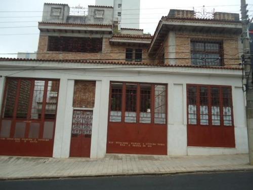 Sobrado  Residencial À Venda, Mooca, São Paulo. - So0564