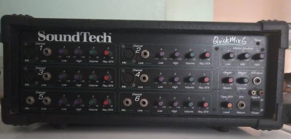 Consola Amplificada Soundtech