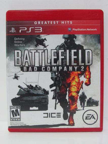Battlefield Bad Company 2 - Play 3 Completo Mídia Física