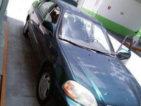 Honda Civic 1.6 Ex-r At 1997
