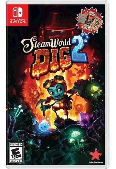 Steamworld Dig 2 Nsw Nuevo