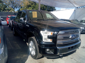 Ford Lobo 3.5 Doble Cabina Plinum 4x4 At 2016