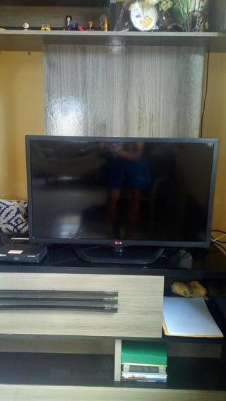 Tv Led Tela Quebrada