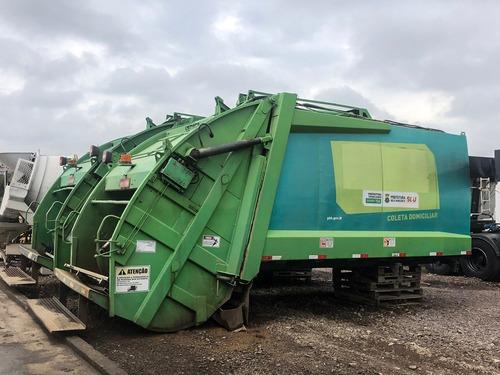 Compactadores De Lixo Usimeca Para Caminhões Trucado