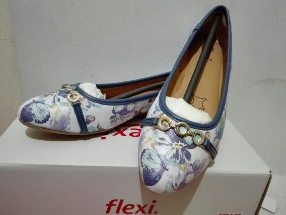 Zapatos Flexi De Piso Para Dama