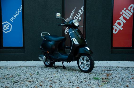 Vespa Vxl 150 Negro Scooter - No Kymco No Bmw