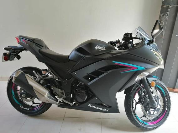 Moto Kawasaki Ex 250.modelo 2017,