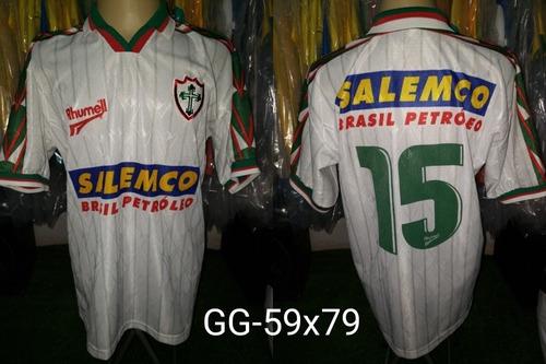 Camisa Portuguesa Rhumell 1998 Reserva #15 De Jogo