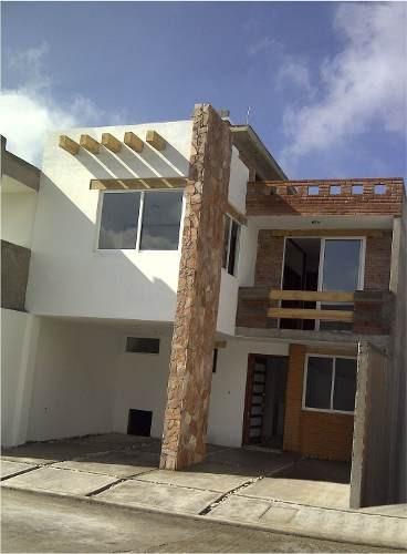 Hermosas Casas En Preventa De Tres Recamaras En San Jose Tetel !!