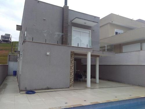 Imagem 1 de 11 de Sobrado Com 4 Dormitórios À Venda, 270 M² Por R$ 1.650.000,00 - Aldeia Da Serra - Barueri/sp - So0686