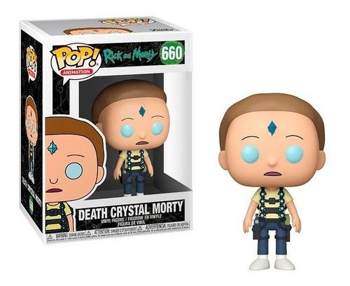 Death Crystal Morty - Funko Pop Original