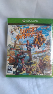 Sunset Overdrive - Nuevo Y Sellado - Xbox One