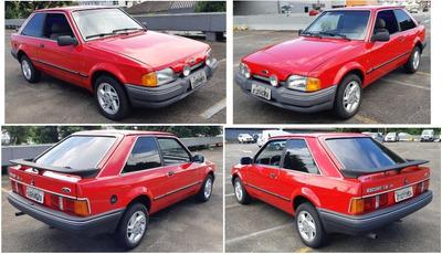 Escort Ghia 1989 - Com Ítens De Xr3 - Ford