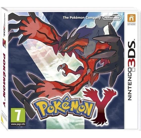 Pokemon Y 3ds - Impecável