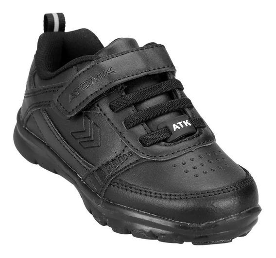 Zapatillas Escolares Atomik Del 25 Al 36!