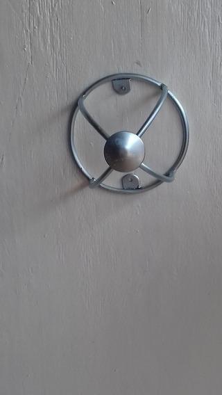 Grade De Protecao De Camera Dome Zincada 10 Un