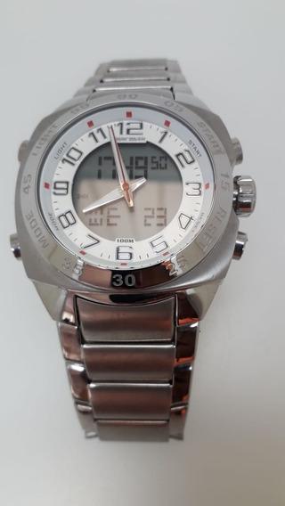 Relógio Mormaii Masculino Nautiquen Bj3367ac/2r - Original