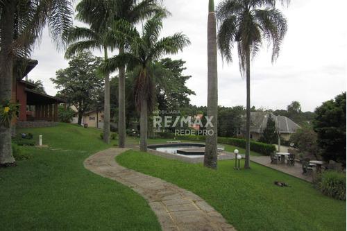 Casa Com 4 Dormitórios À Venda, 600 M², Condomínio Marambaia  - Vinhedo/sp - Ca7391