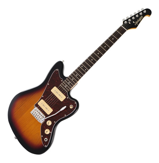 Guitarra Electrica Alabama Jazzmaster Jm-302 - Oddity