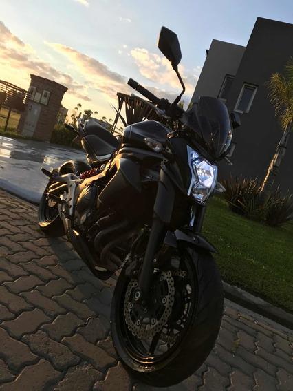 Kawasaki Er 6n 2012 13.600km + Parabrisas + Colin + Led