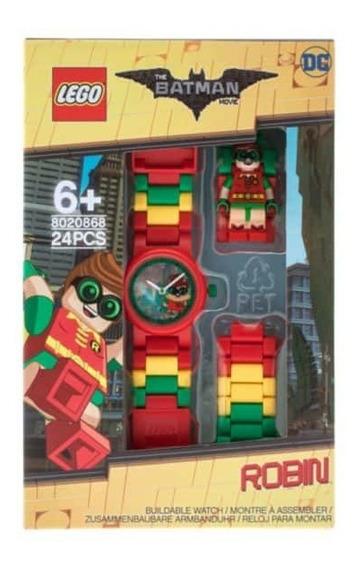 Reloj Lego Robin