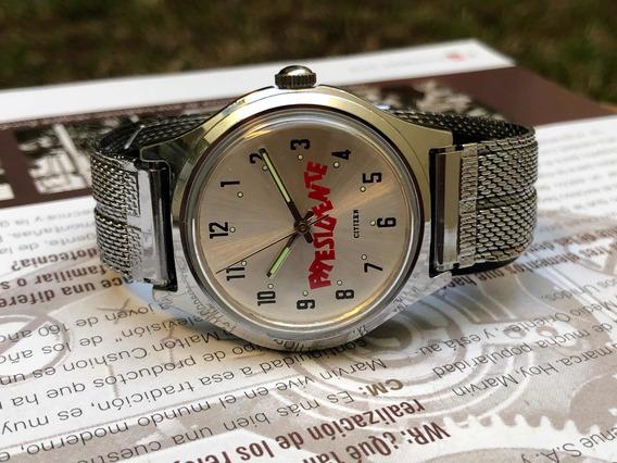 Reloj Citizen Cuerda Vintage