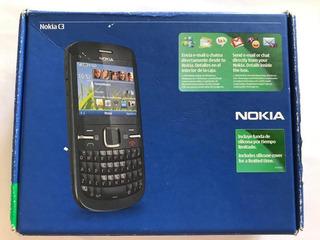 Celular Sencillos Nokia C3 Original Genuino.