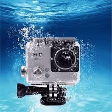 Câmera Go Pro Full Hd 1080p - Unicseg