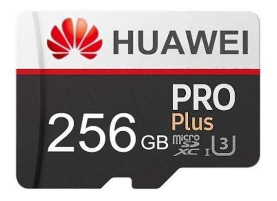 Cartão De Memória Micro Sd Huawei Pro Plus 256 Gb Original