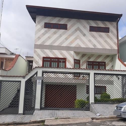 Ótimo Sobrado Alto Padrão - Santa Mena - Guarulhos Sp - Ai23587