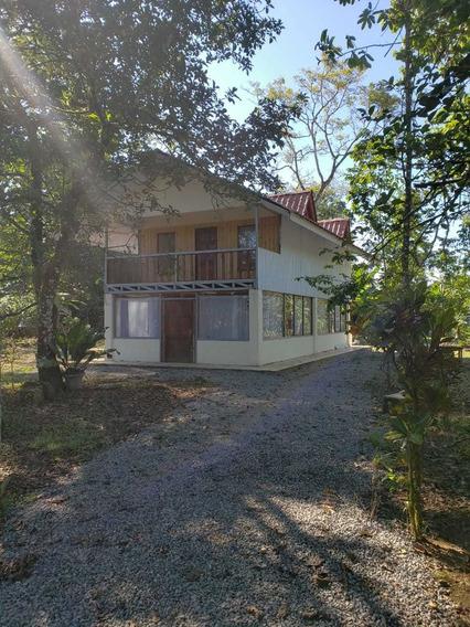 Se Vende Hermosa Quinta Con 2 Casa Y Arboles Frutales En Río