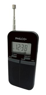Radio Portatil Am Fm Digital Philco Prc39d De Bolsillo