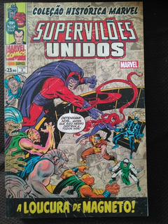 Coleção Histórica Marvel, Supervilões Unidos.