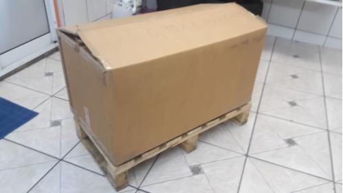 Caixa De Fogão Nova Caixa De Papelão Usada Sampel Embalagens